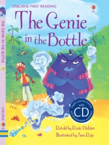 The Genie in the Bottle, CD-Audio Book