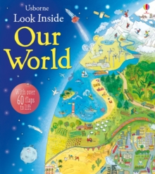 Look Inside Our World, Hardback Book