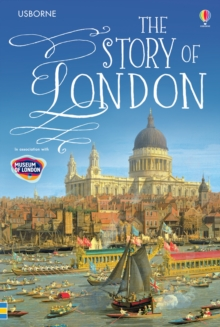 The Story of London, Hardback Book