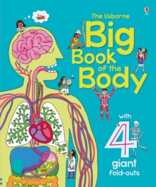 Big Book of the Body, Hardback Book