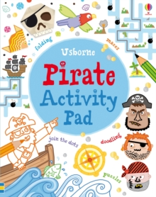 Pirate Activity Pad, Paperback / softback Book