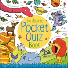 Pocket Quiz Book, Paperback Book