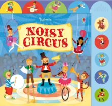 Noisy Circus, Board book Book