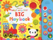 Baby's Very First Big Play Book, Board book Book