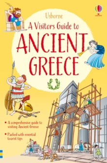 Visitor's Guide to Ancient Greece, Paperback Book
