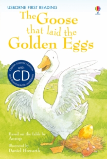 Goose that Laid the Golden Egg, CD-Audio Book