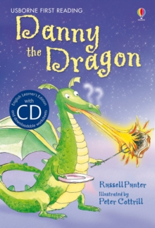 Danny the Dragon, Mixed media product Book