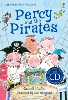 Percy and the Pirates, CD-Audio Book