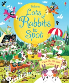 Lots of Rabbits to Spot, Paperback Book