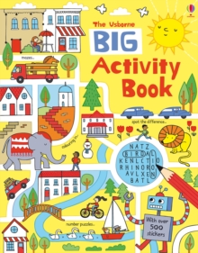Big Activity Book, Paperback Book