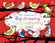 Big Drawing, Dooling and Colouring tear-off Pad, Paperback / softback Book