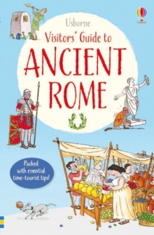 Visitor's Guide to Ancient Rome, Paperback Book