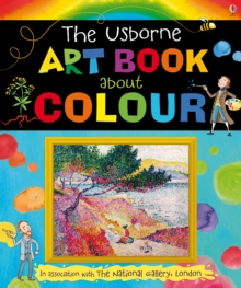 My Very First Art Book About Colour, Paperback / softback Book