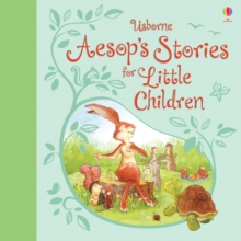 Aesop's Stories for Little Children, Hardback Book