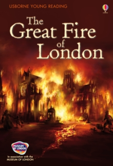 The Great Fire of London, Hardback Book