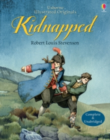 Kidnapped, Hardback Book