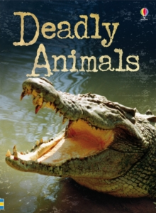 Deadly Animals, Paperback Book