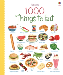 1000 Things to Eat, Board book Book