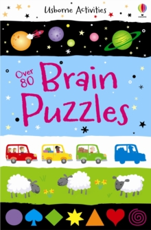 Brain Puzzles, Paperback / softback Book