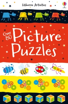 Over 80 Picture Puzzles, Paperback Book