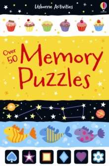Over 50 Memory Puzzles, Paperback / softback Book