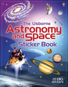 Astronomy and Space Sticker Book, Paperback / softback Book