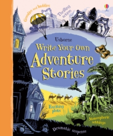 Write Your Own Adventure Stories, Hardback Book