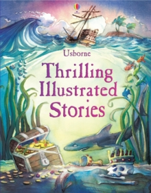 Thrilling Illustrated Stories, Hardback Book