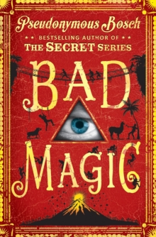 Bad Magic, Paperback Book