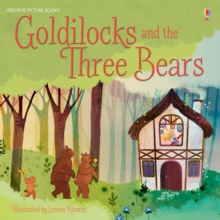 Goldilocks and the Three Bears (new), Paperback Book