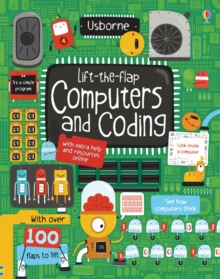Lift-the-Flap Computers and Coding, Board book Book