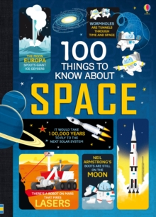 100 Things to Know About Space, Hardback Book