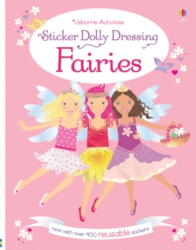 Sticker Dolly Dressing Fairies, Paperback / softback Book