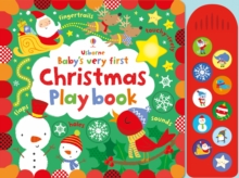 Baby's Very First Touchy-Feely Christmas Play book, Board book Book