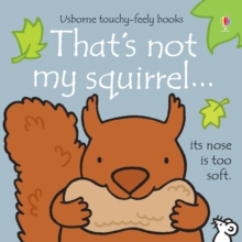 That's Not My Squirrel, Board book Book