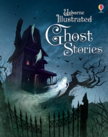 Illustrated Ghost Stories, Hardback Book