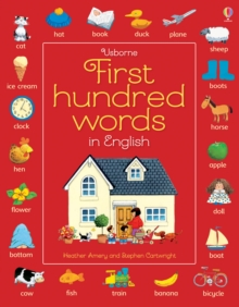 First Hundred Words in English, Paperback Book