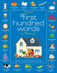 First Hundred Words in French, Paperback Book