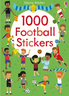 1000 Football Stickers, Paperback / softback Book