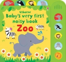 Baby's Very First Noisy Book Zoo, Board book Book