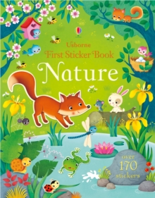 First Sticker Book Nature, Paperback / softback Book