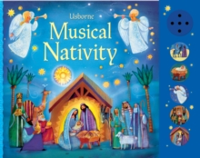 Musical Nativity, Board book Book