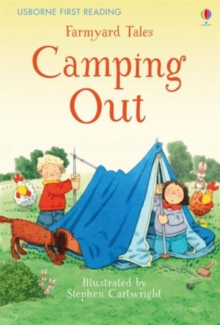 Farmyard Tales Camping Out, Hardback Book
