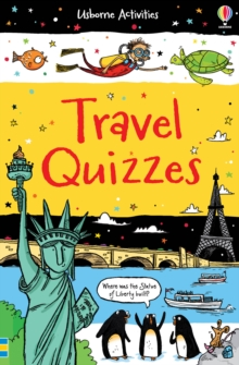 Travel Quizzes, Paperback / softback Book