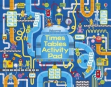 Times Tables Activity Pad, Paperback Book