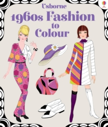 1960s Fashion to Colour, Paperback Book