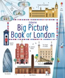 My Big Picture Book of London, Hardback Book