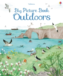 Big Picture Book of Outdoors, Hardback Book