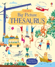 My Big Picture Thesaurus, Hardback Book