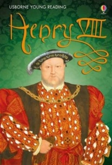 Young Reading Plus Henry VIII, Hardback Book